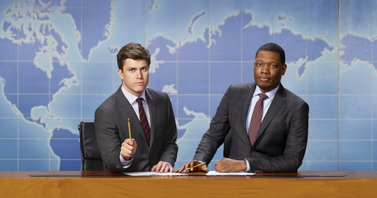 SNL's 'Weekend Update' Returns to Help Make Sense of This ...