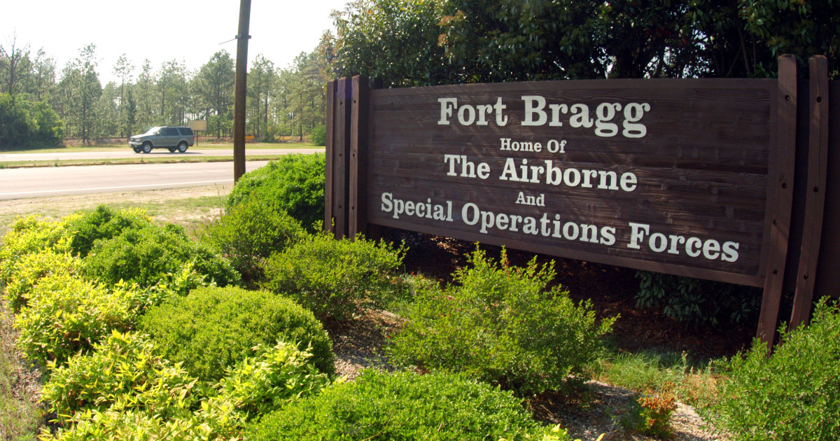 US Army Special Operations soldiers reportedly injured in explosion at Fort Bragg