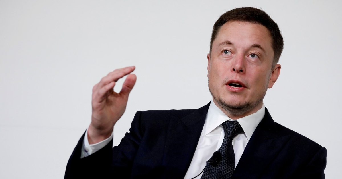 Elon Musk's forward-thinking company is accused of backward behavior