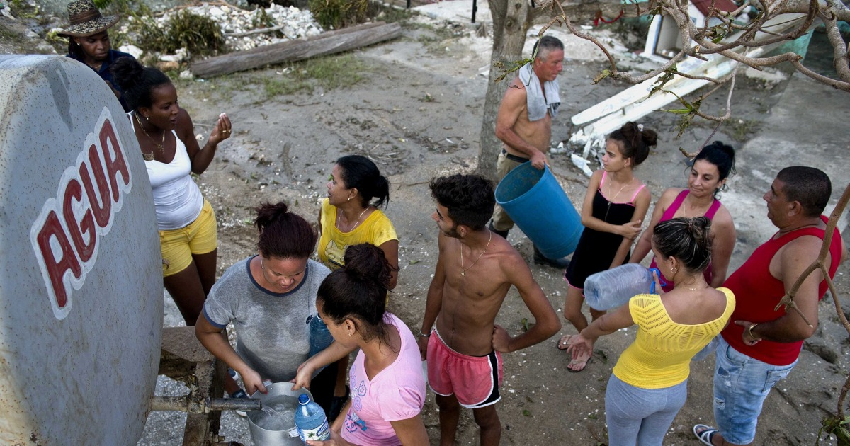 Cuban-American Group to Travel to Cuba, Help Hurricane Irma Victims ...