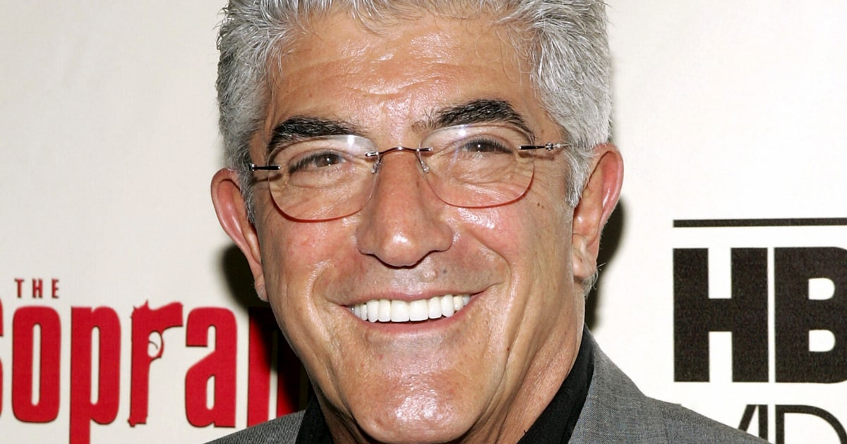 IMG FRANK VINCENT, 'Sopranos' Actor