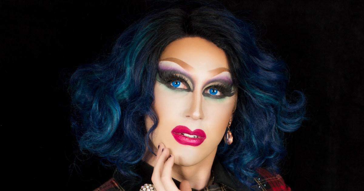 Houston drag queen raises thousands for Hurricane Harvey survivors