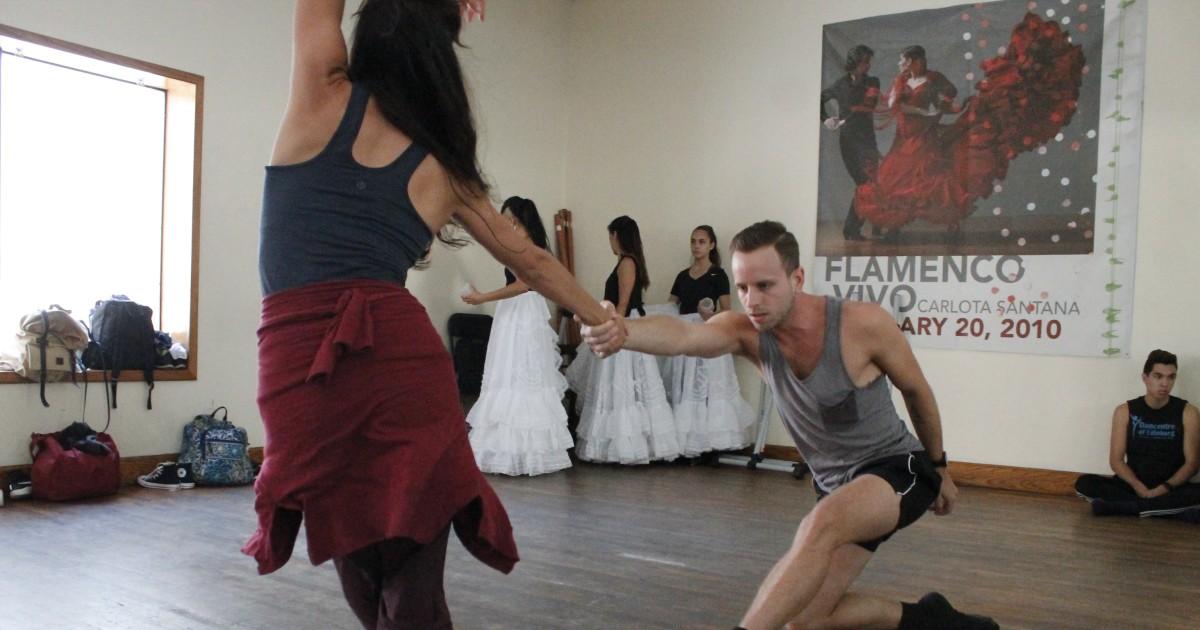 Ballet Nepantla Fuses Ballet And Folkl 243 Rico From R 237 O