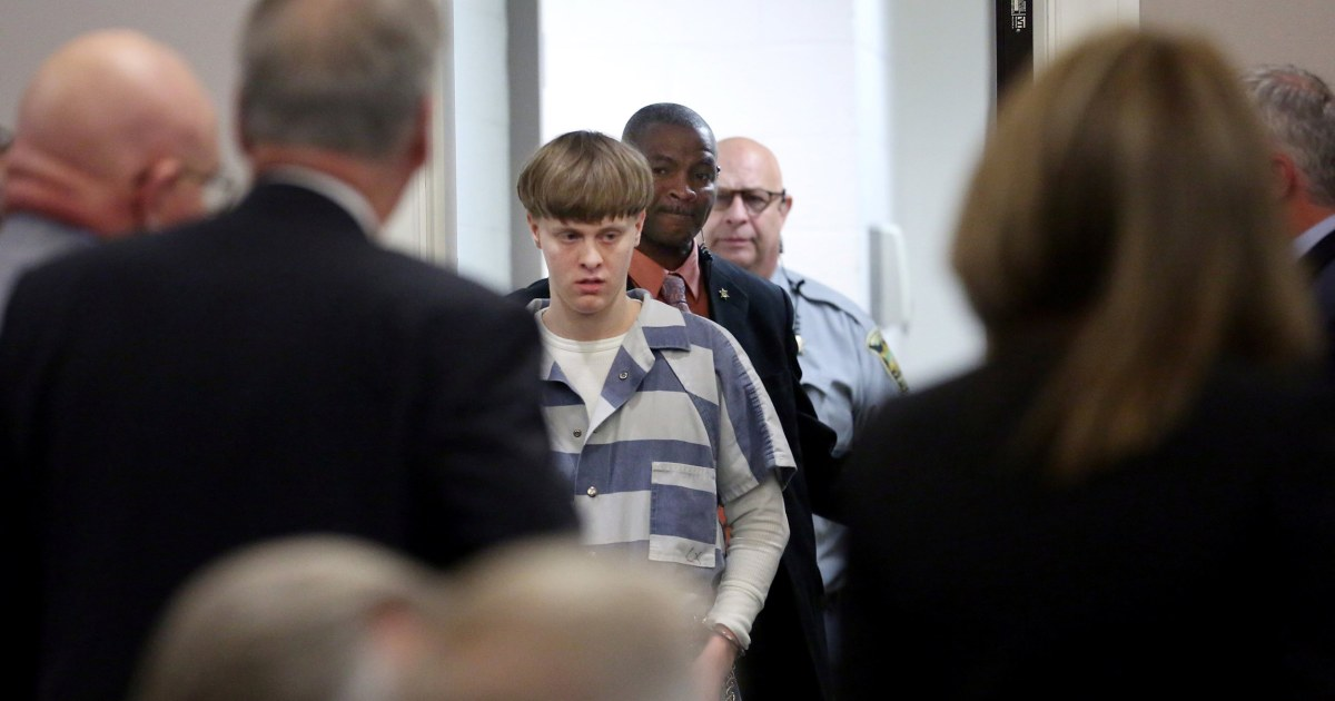 Dylann Roof's request to fire Jewish, Indian lawyers has been denied
