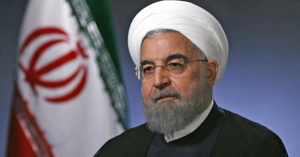 nbcnews.com - by - Iran's Rouhani warns Trump to not back out of nuke deal