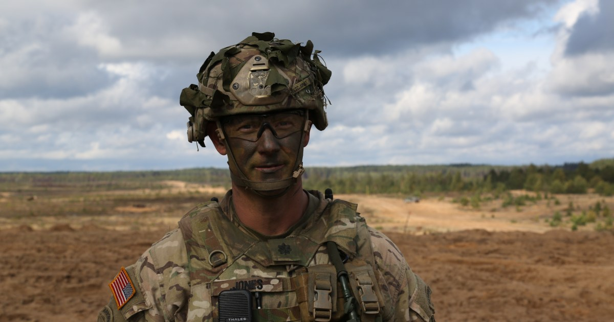 Americans Train With NATO Not Far From Russian Drills in the Baltics