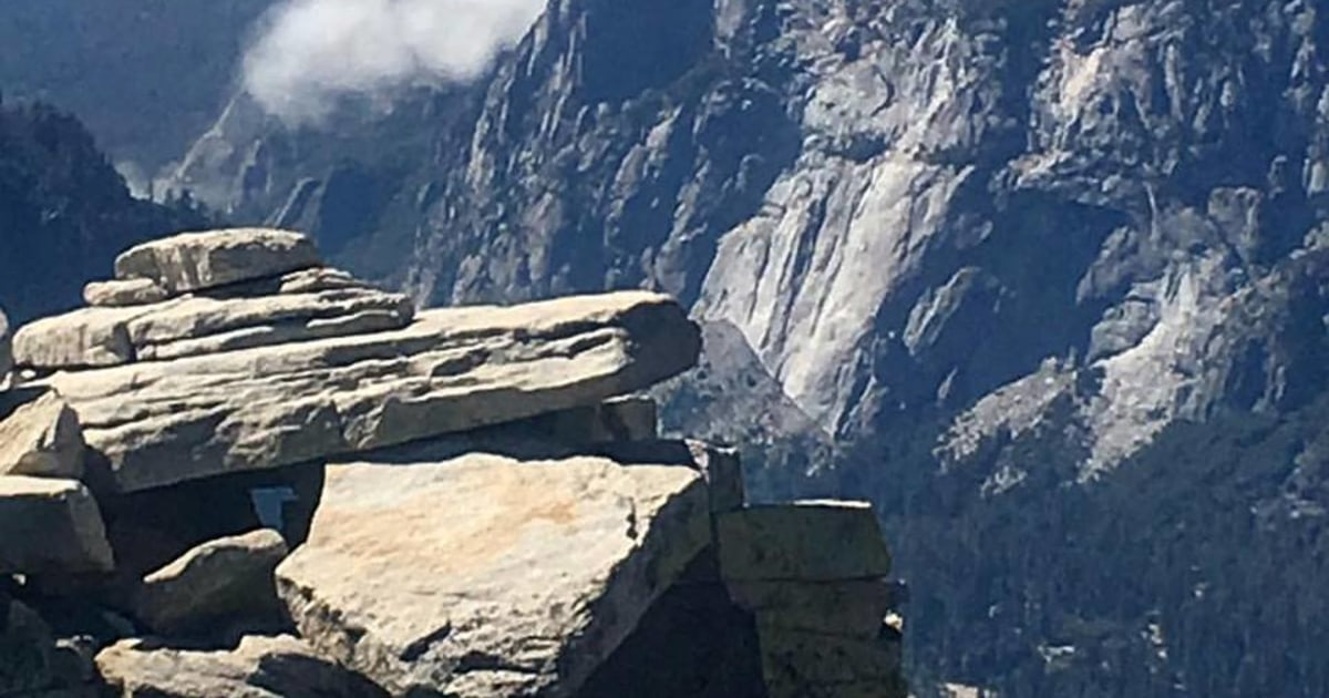 Yosemite National Park rock fall turns deadly