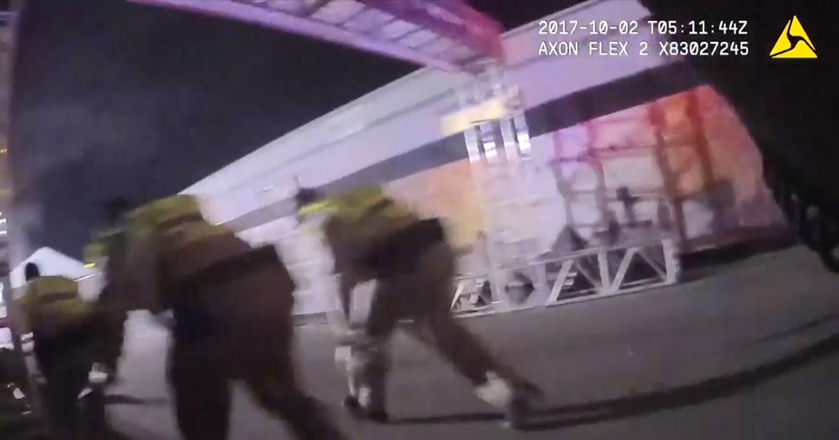 Las Vegas Gunman Stephen Paddock Kept Firing for 10 Minutes