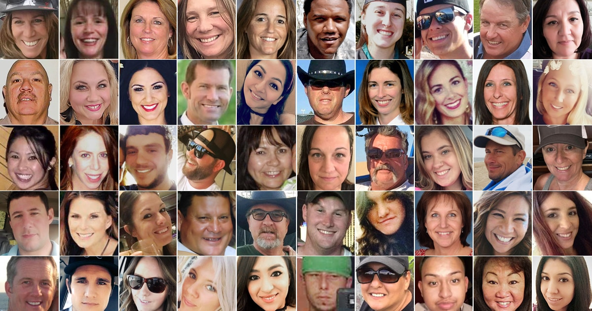Las Vegas Shooting Victims Emergency Room