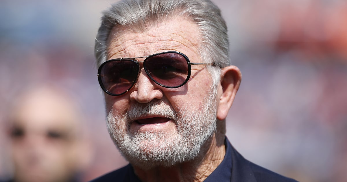 Mike Ditka on NFL Protests: There's Been No Oppression in U.S. in Last 100 Years