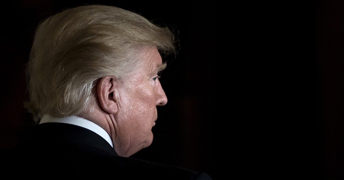 Trump wanted dramatic increase in nuclear arsenal in military meeting