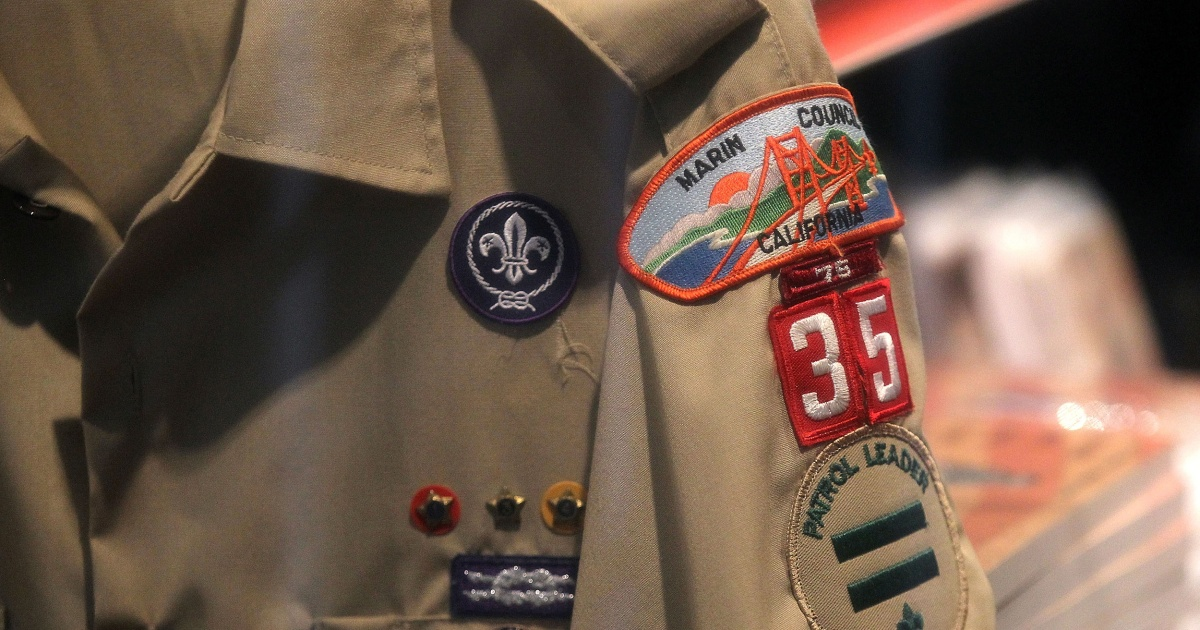 Boy Scouts will admit girls and allow them to earn Eagle Scout rank