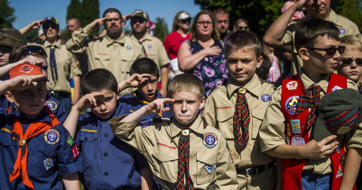 Cub Scout kicked out of den after asking lawmaker tough questions