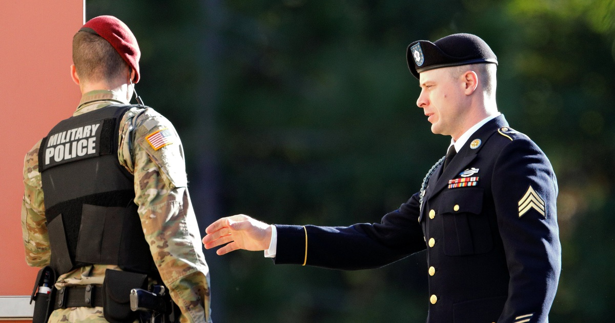 Bowe Bergdahl Case Up in the Air