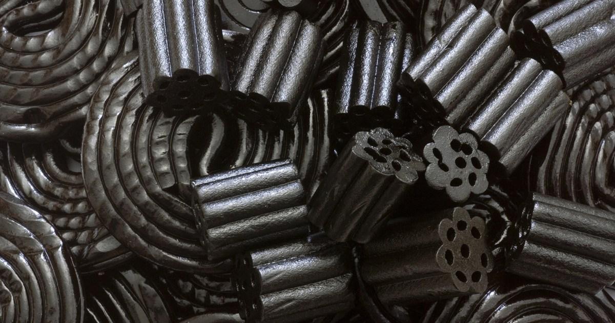 Daily black licorice habit kills Massachusetts construction worker