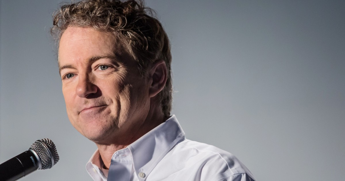 Sen. Rand Paul assaulted by neighbor at his Kentucky home, police say