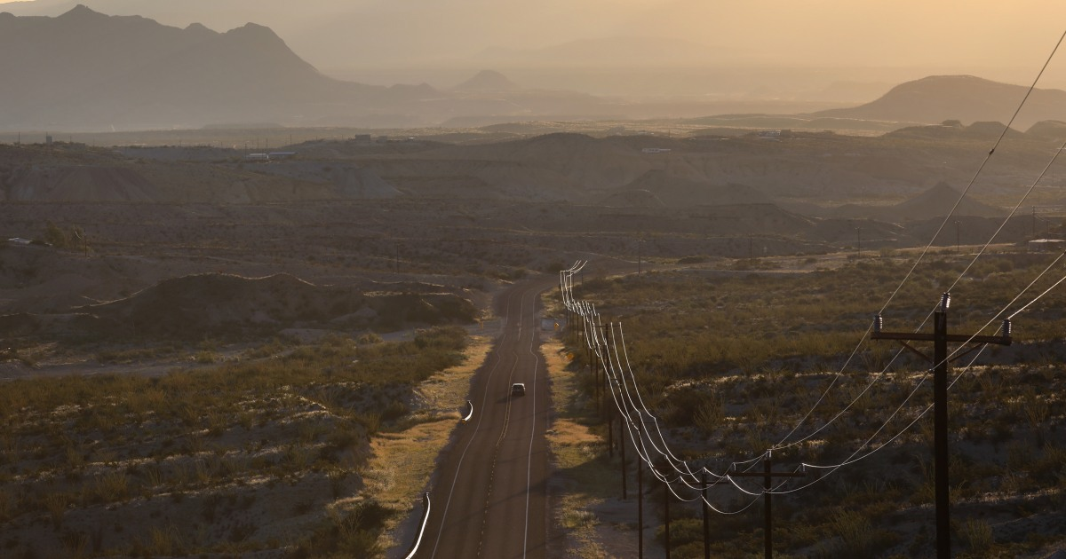 Border Patrol agent dies after being injured in Texas