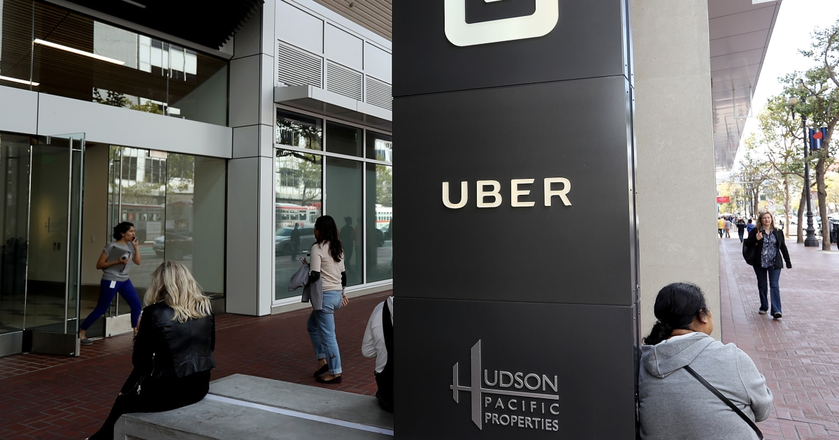 Four explosive claims against Uber in ex-employee's letter