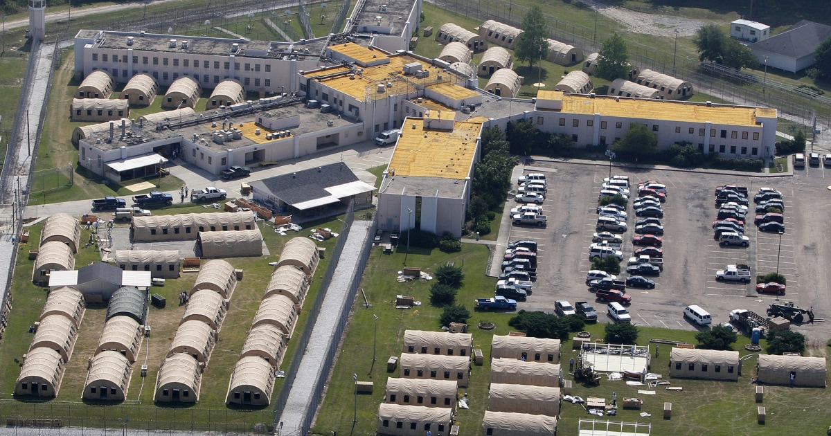 Louisiana State Penitentiary - Wikipedia