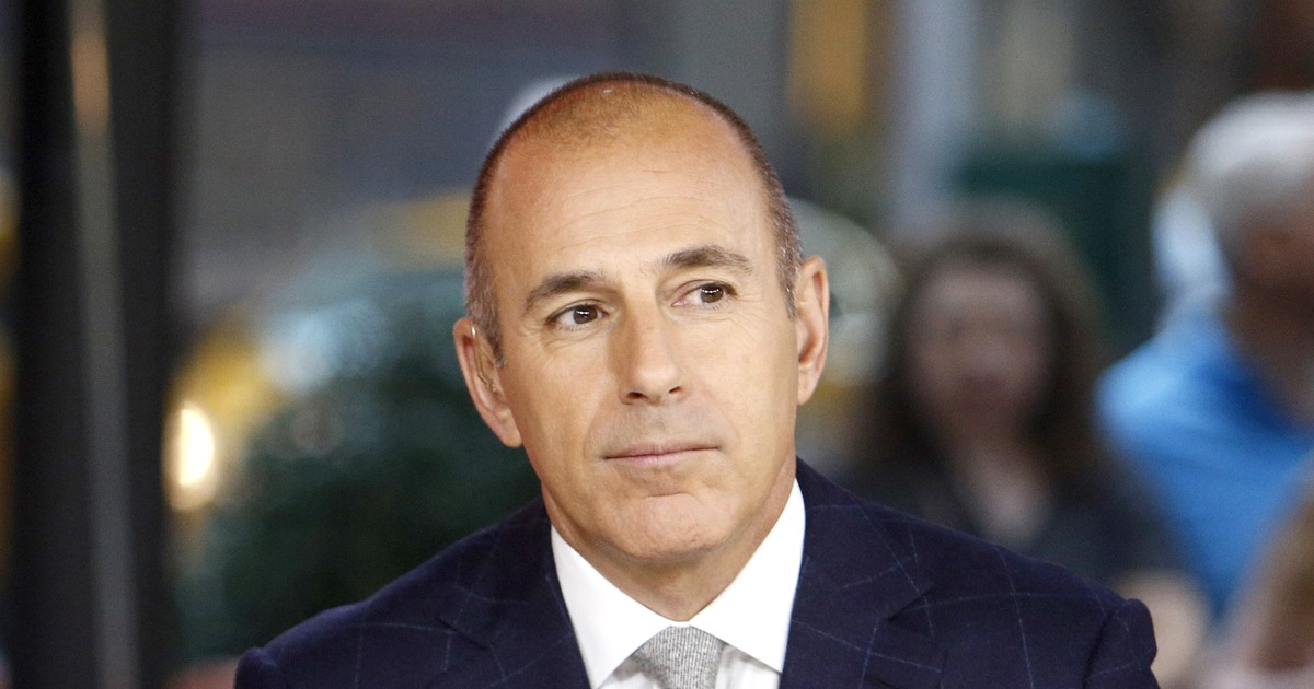 Matt Lauer Latest News Images And Photos Crypticimages