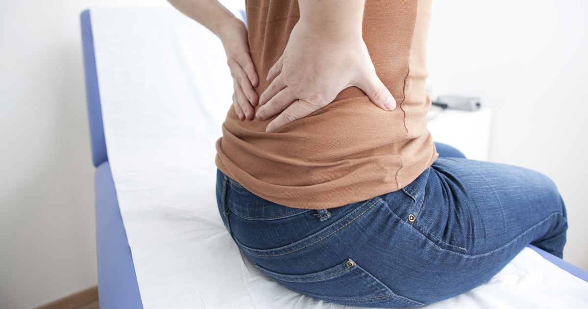 a study on lumbar disc problems Lumbar degenerative disc disease obviously affects the back and spine, but did you know it also affects the rest of the body read on to learn more.