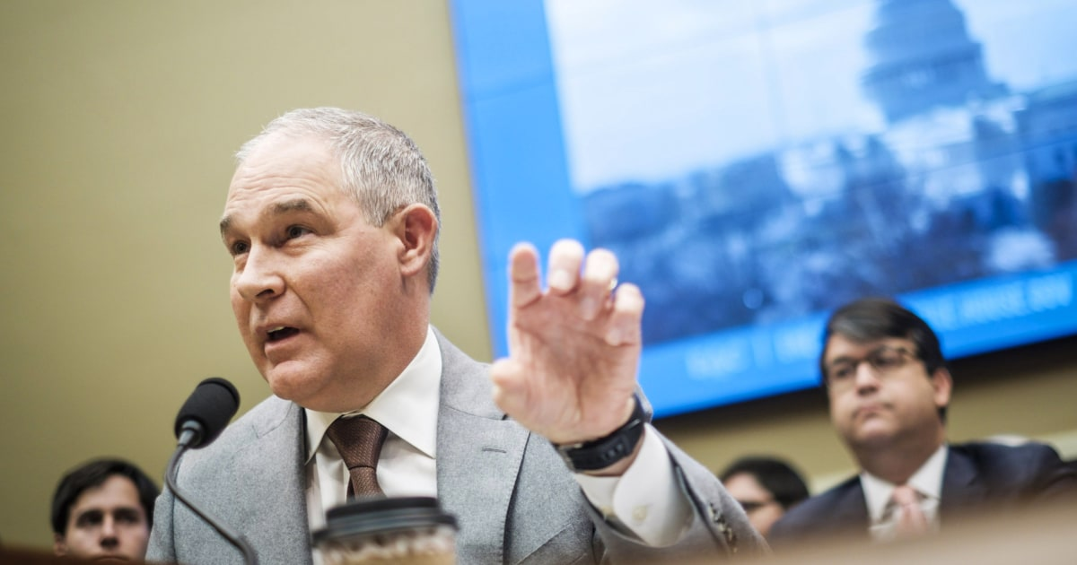 Epa Will Replace Obama 39 S Plan To Reduce Carbon Emissions