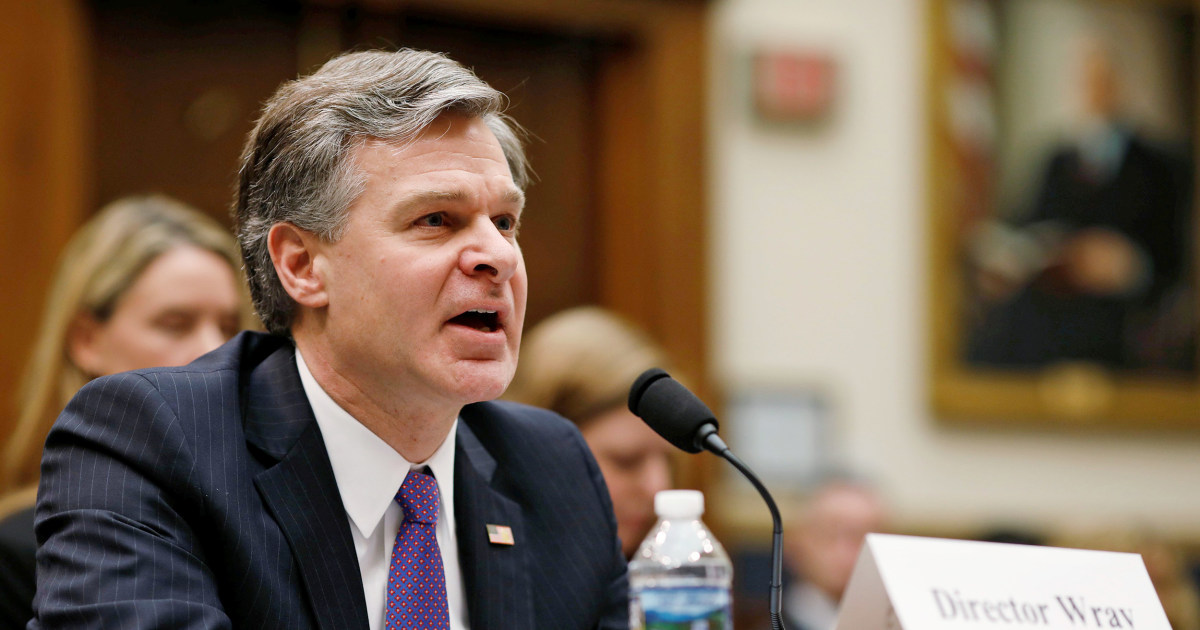 Did FBI head just confirm wiretap requests in Russia probe?