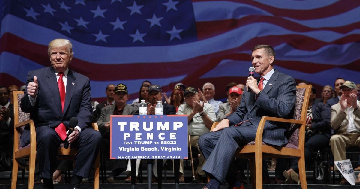Focus on Flynn, Trump timeline suggests obstruction is on Mueller's mind