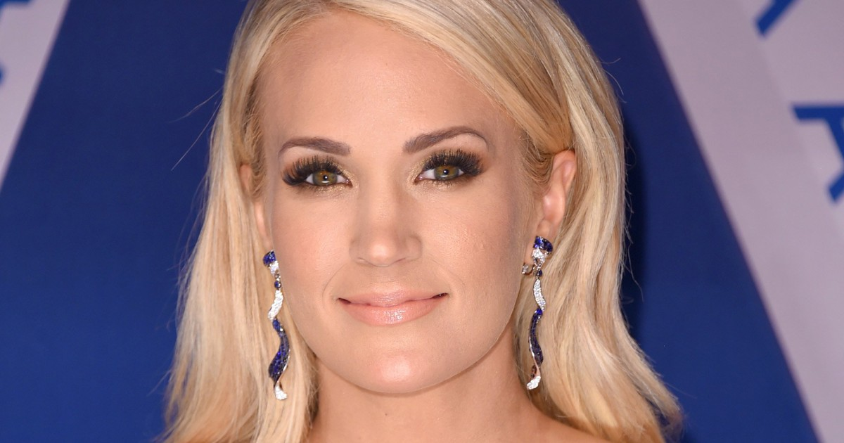 Carrie Underwood Needed 'Between 40 and 50 Stitches' Following November Accident