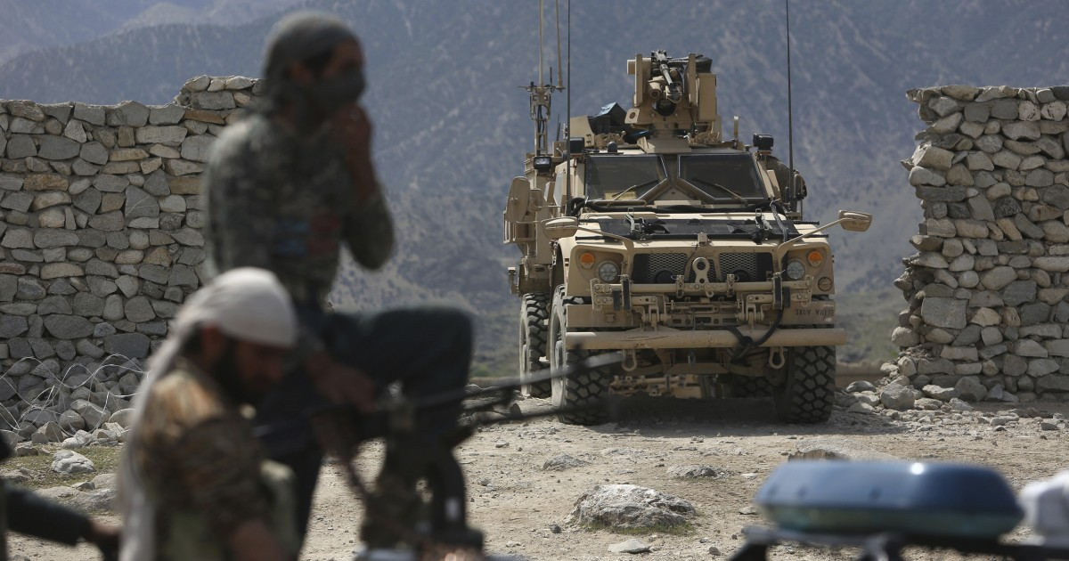 US Service Member Killed, 4 Others Injured In Afghanistan