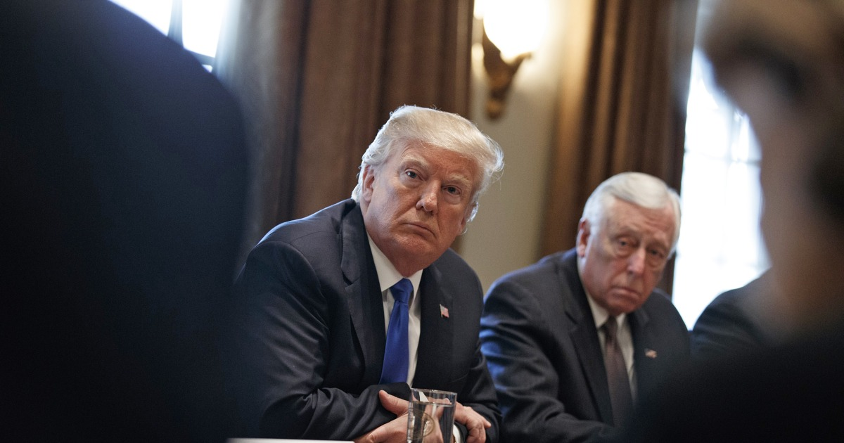 Trump, Congress reach deal to negotiate DACA, border security