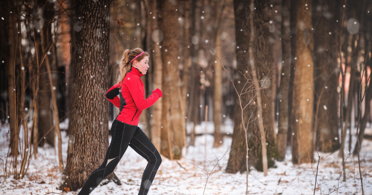 Winter running: What to wear at every