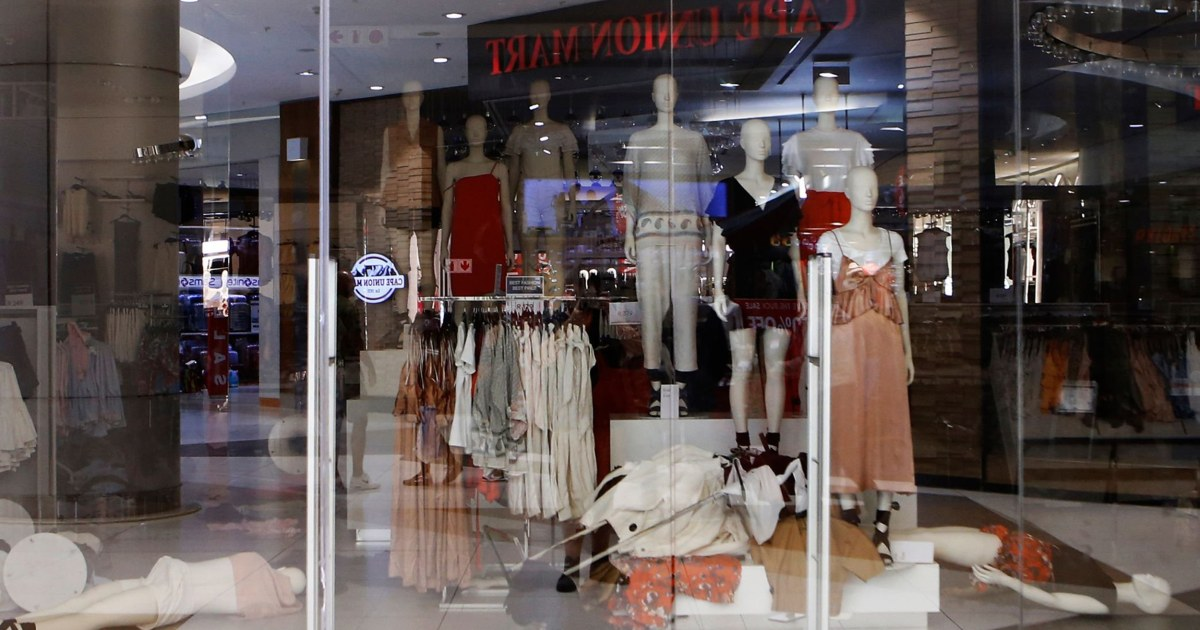 Protesters ransack South African H&M stores over 'racist' ad