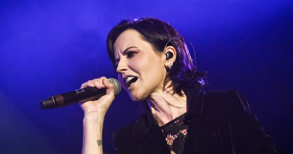 Dolores O'Riordan, lead singer of The Cranberries dies at age 46