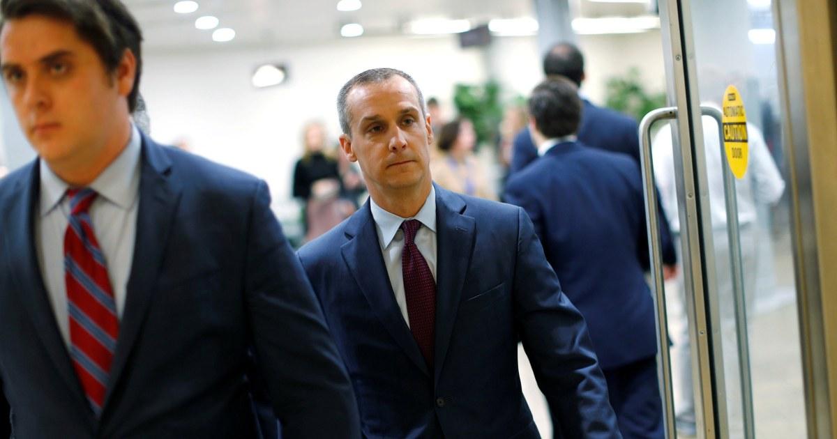 Lewandowski rebuffs House committee's questions in Russia probe