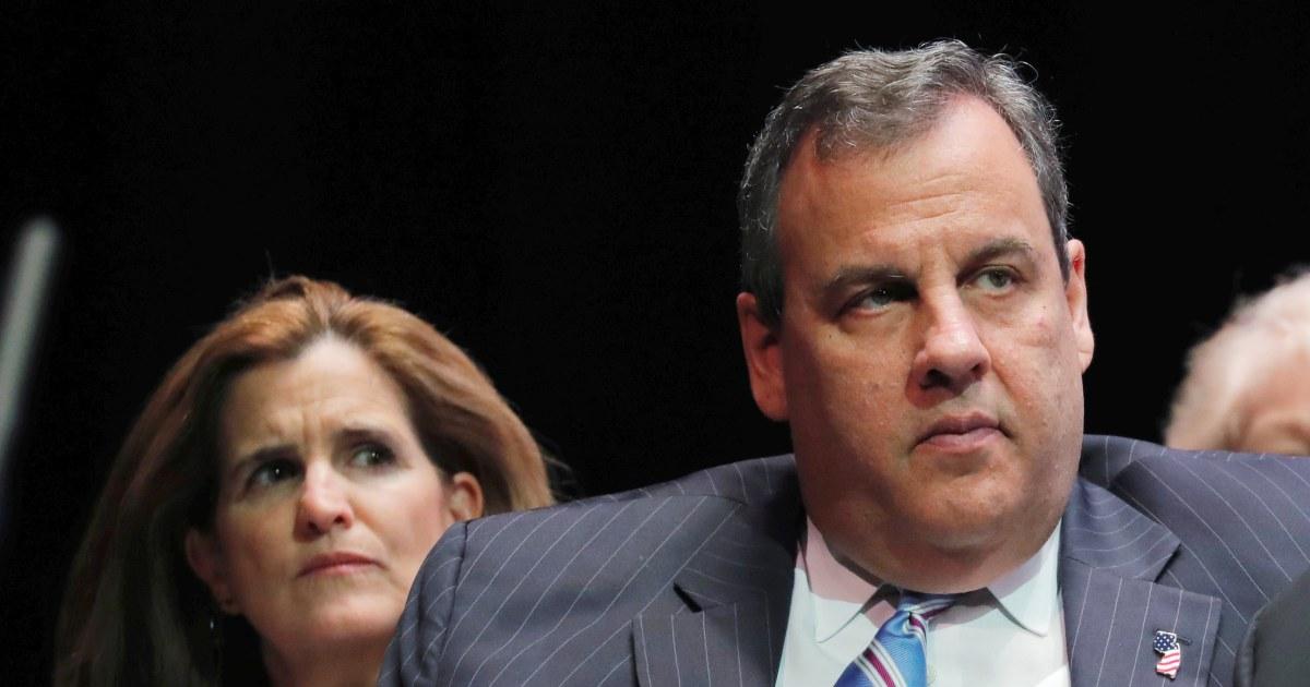 Former New Jersey Gov. Chris Christie denied VIP entry at Newark Airport