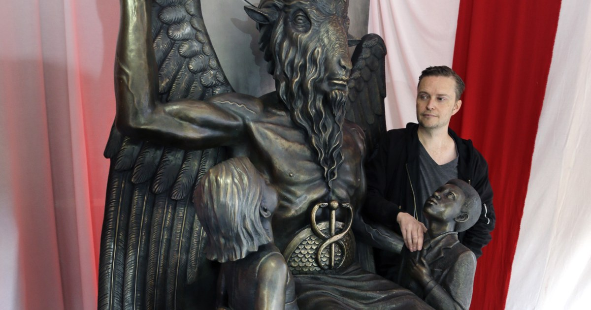 Satanic Temple challenges Missouri's abortion law on religious grounds