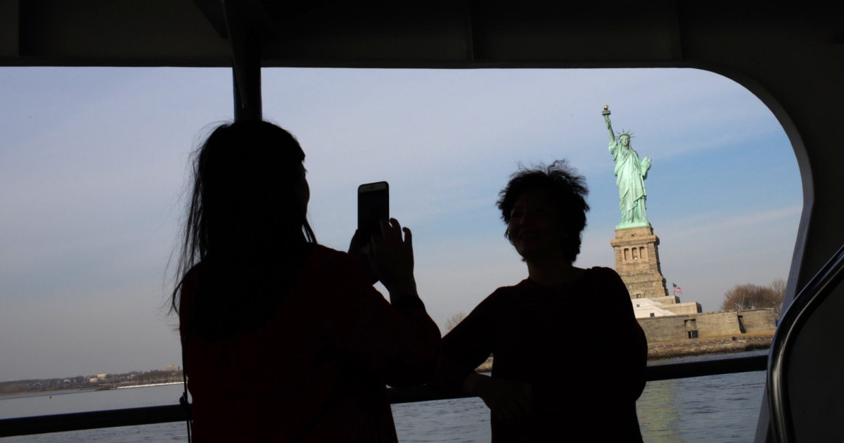 America is no longer the second-most visited destination in the world