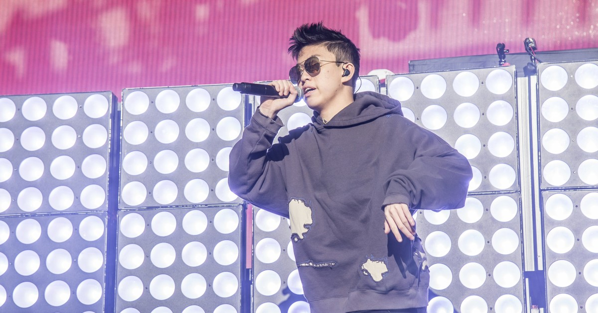 As Asian rappers rise, some must face questions about race
