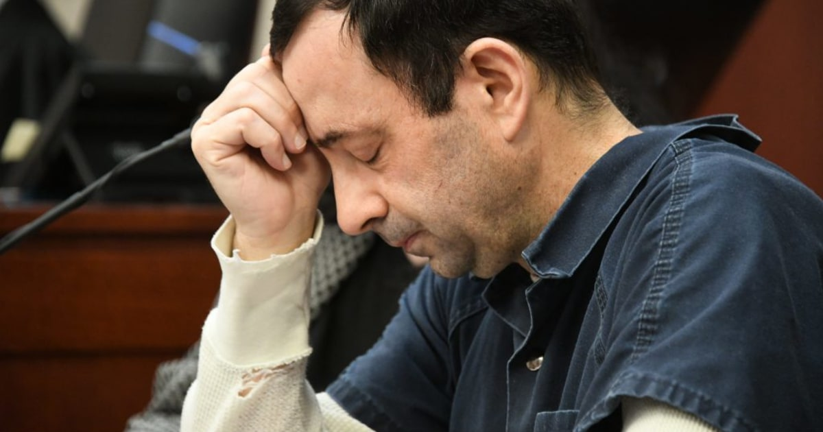 Larry Nassar scandal looms over Olympic Committee at ... - photo#15