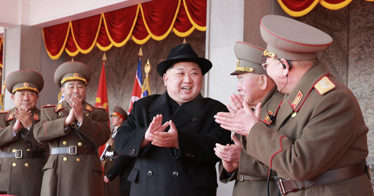 Kim Jong Un says it's 'important' to shore up dialogue with South: KCNA