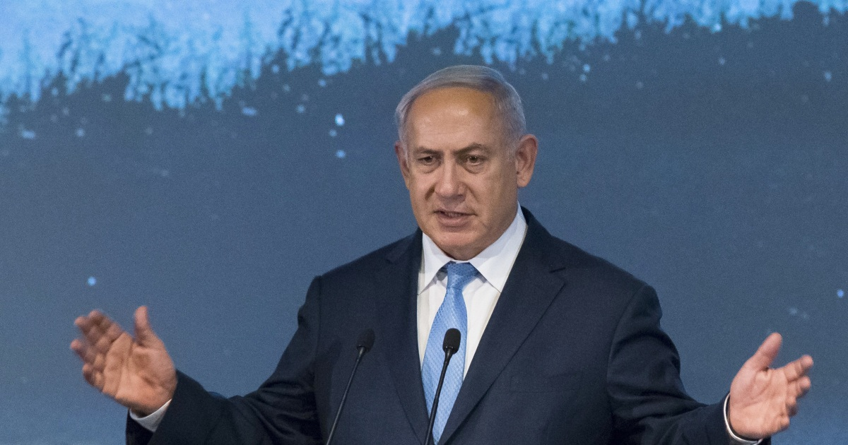 Police recommend Israeli PM Netanyahu be indicted on corruption, bribery charges