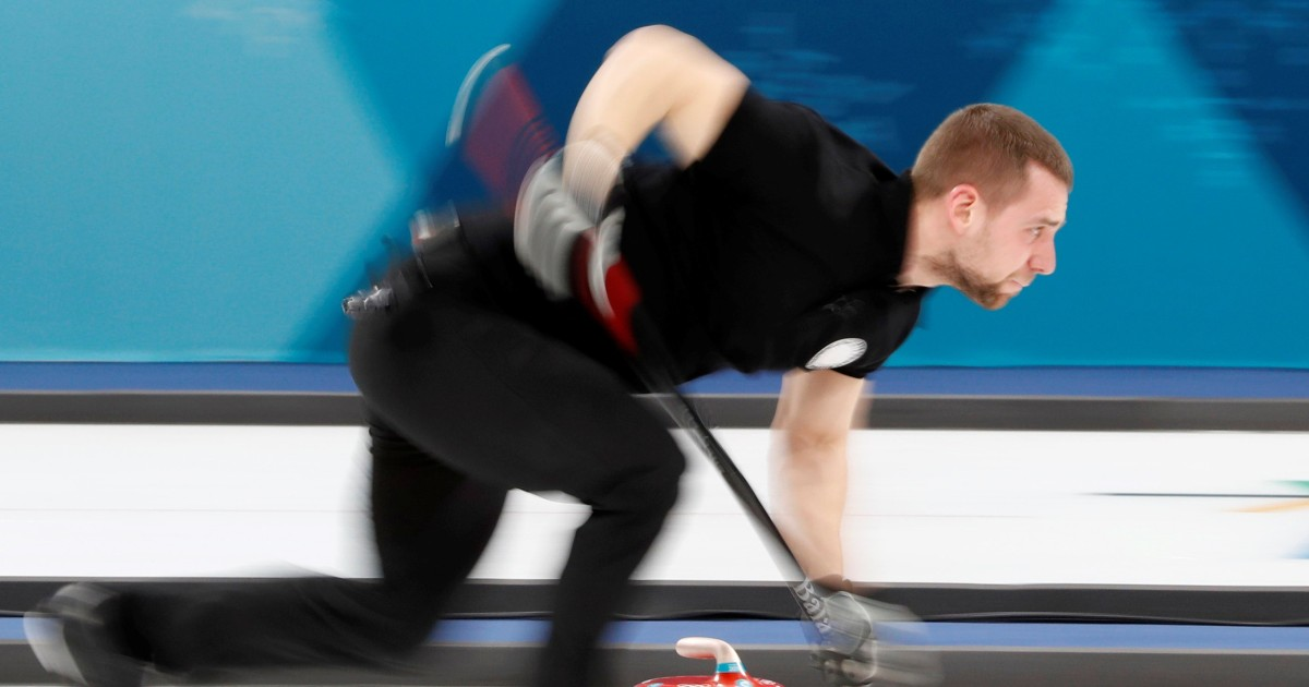 Russian curler who won Olympic medal suspected of doping puts sport under scrutiny. Russian curler Alexander Krushelnitsky. This isn't the first time Russian's are using performance-enhancing drugs before or during the Olympics.