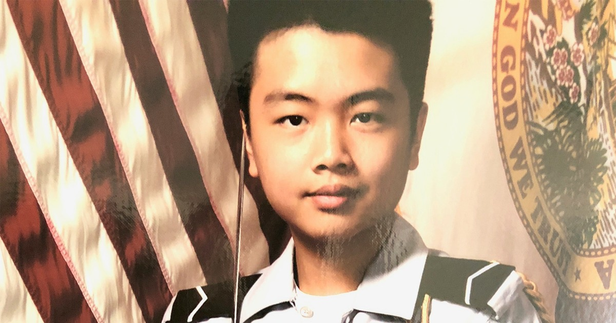 West Point admits Parkland student Peter Wang who died ...