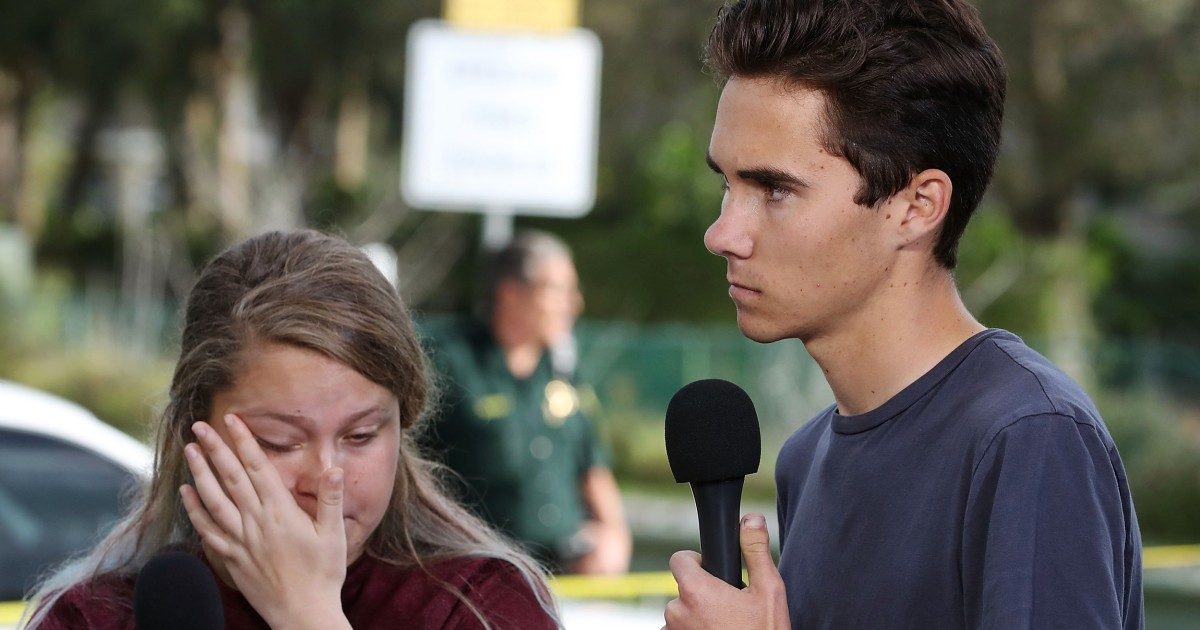 "How the fake ""crisis actors"" conspiracy took off on social media after Florida school shooting"