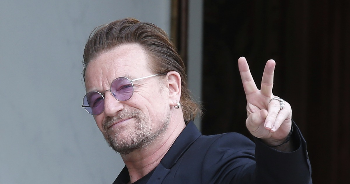 Bono's anti-poverty charity apologizes for bullying and ...