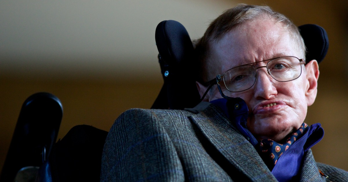 British physicist Stephen Hawking, among world's greatest minds of science, dies at 76