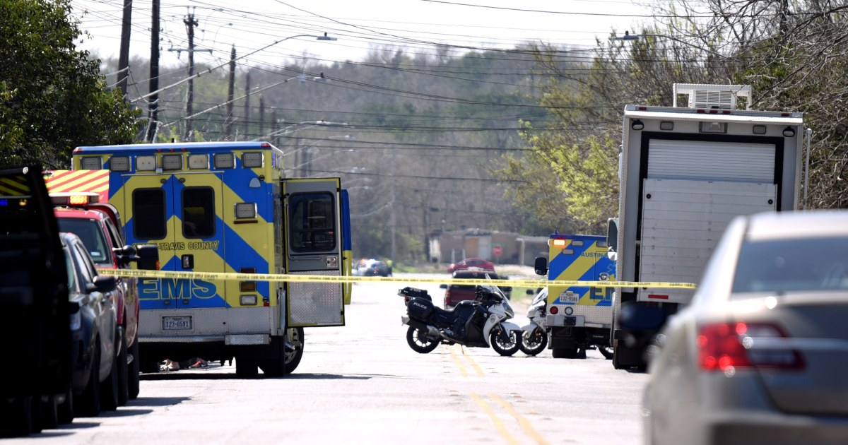 Austin, Texas, on edge after spate of package bombs kills ...