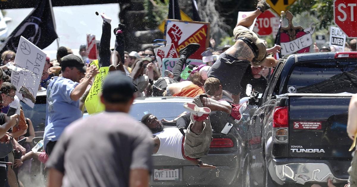 Virginia man who videoed Charlottesville horror sues Infowars' Alex Jones for defamation