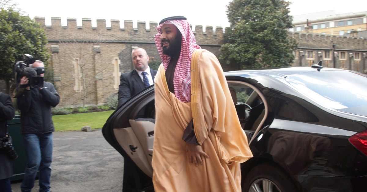 NBC  Saudi Arabias crown prince placed his own mother under house